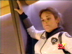 Jen time force ranger naked